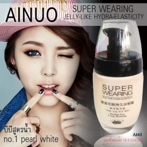 A440 Super Wearing Jelly-like Hydra-Elasticity Blemish Free Ivory color