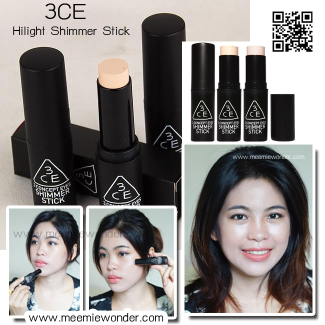 3CE Shimmer Stick gs no.178