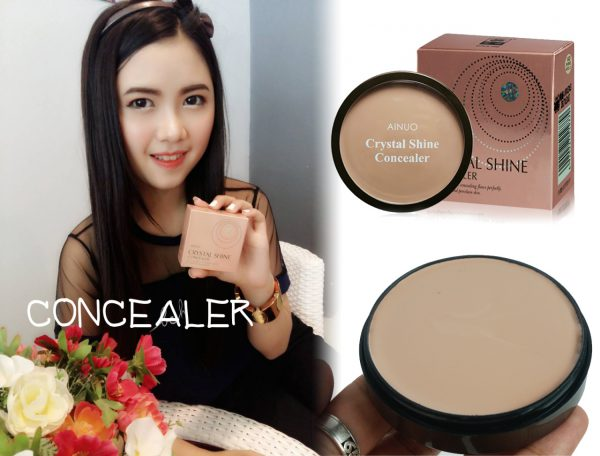 Crystal Shine Concealer No.A372 ainuo