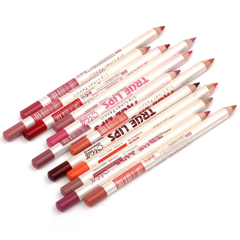 ทรูลิป ดินสอเขียนขอบปาก เขียนง่ายเนื้อนุ่มตอนเขัียนไม่เจ็บปาก ราคาไม่แพง ถูกที่สุดในไทย