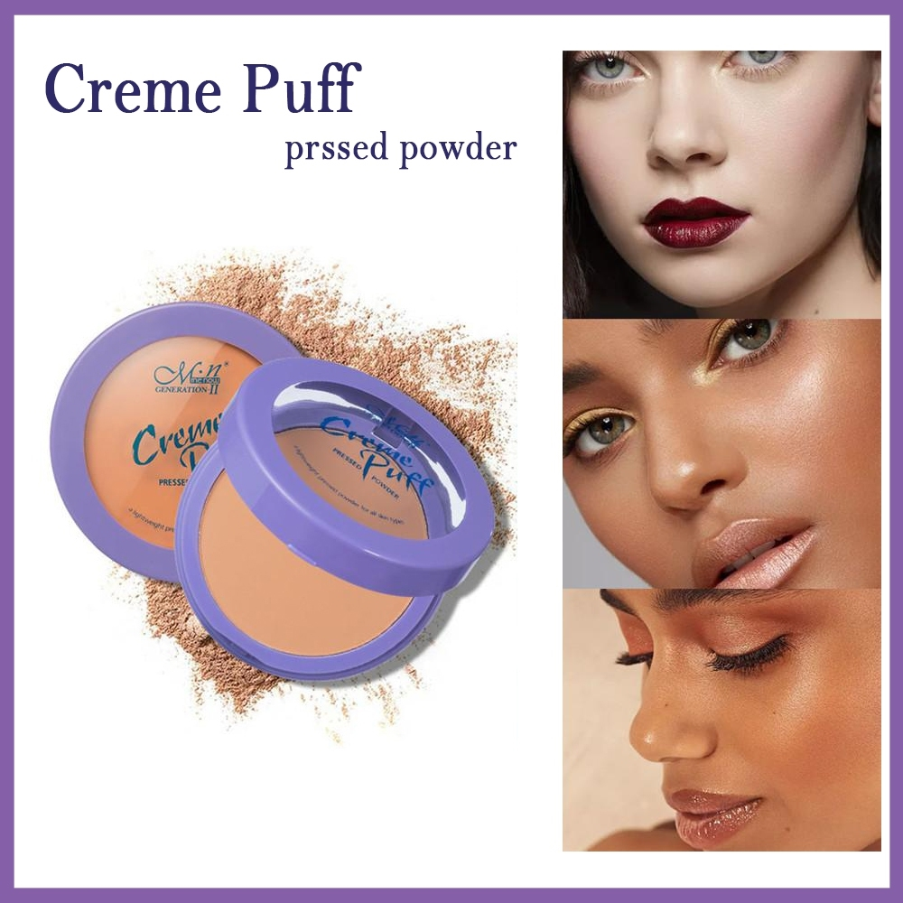 Full Coverage Soft Makeup Pressed Powder